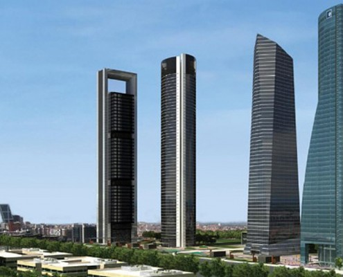 Repsol Towers, Madrid